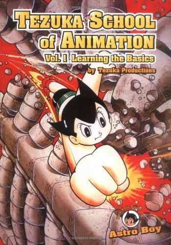 9781569709955: Tezuka School of Animation, 1: Learning the Basics