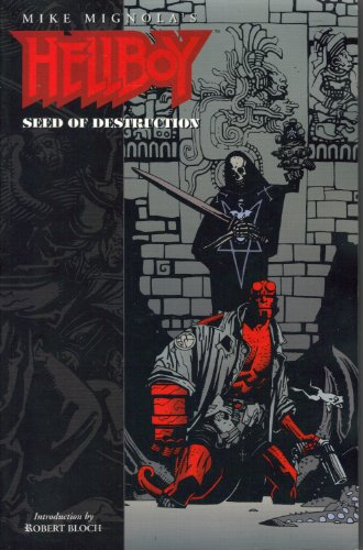 9781569710388: Hellboy: Seed of Destruction (Hellboy Book 1)