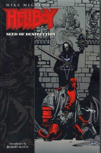 9781569710388: Seed of Destruction (Hellboy, Book 1)