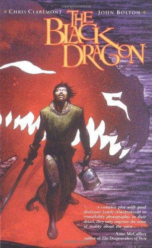 9781569710425: The Black Dragon