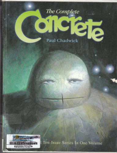 9781569710500: The Complete Concrete, Limited Edition
