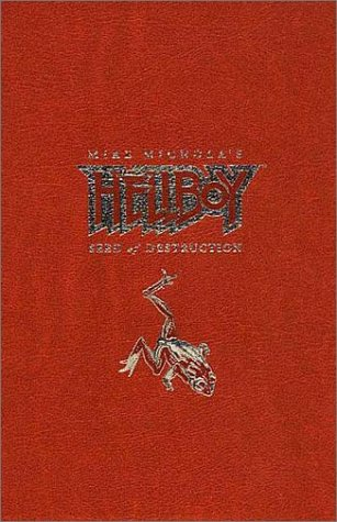 9781569710517: Hellboy Volume 1: Seed of Destruction Limited Edition