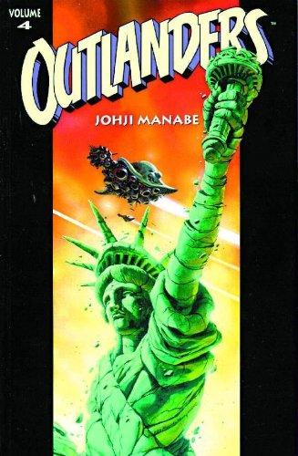 9781569710692: Outlanders Volume 4