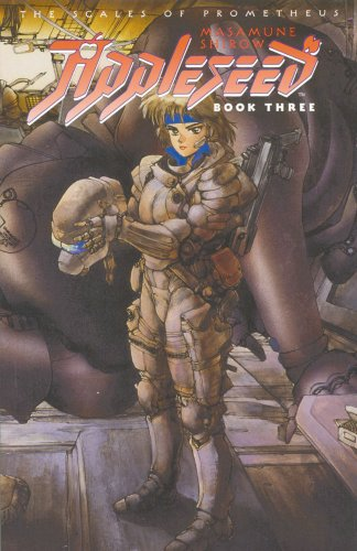 9781569710722: Appleseed: The Scales of Prometheus ( Volume 3 )