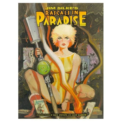 Rascals in Paradise: Silke, Jim