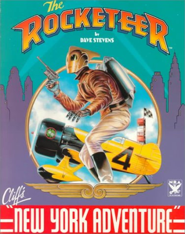 9781569710920: Rocketeer: Cliff's New York Adventure