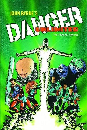 John Byrne's Danger Unlimited: The Phoenix Agenda: Tezuka, Osamu