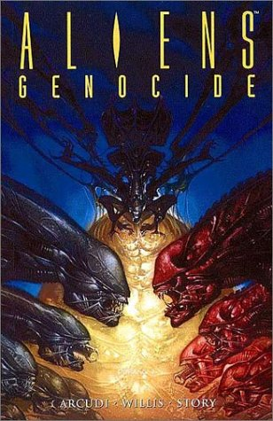 Aliens: Genocide (2nd ed.): Richardson, Mike