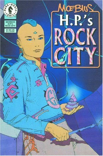 Moebius H.P.'s Rock City