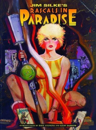 Rascals In Paradise Limited Edition: Silke, Jim