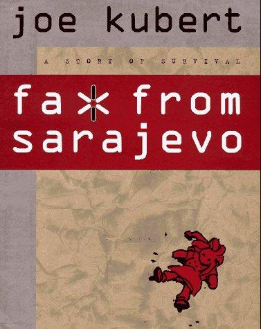 9781569711439: Fax from Sarajevo