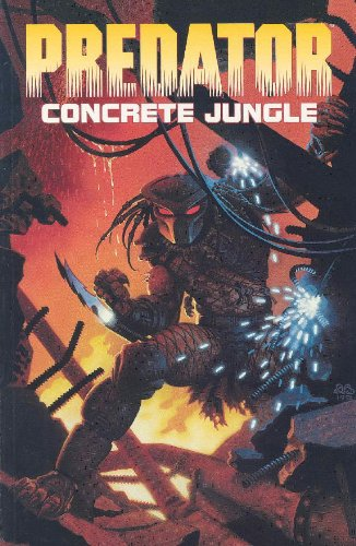 9781569711651: Predator Volume 1: Concrete Jungle