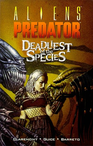 9781569711842: Aliens, Predator: Deadliest of the Species