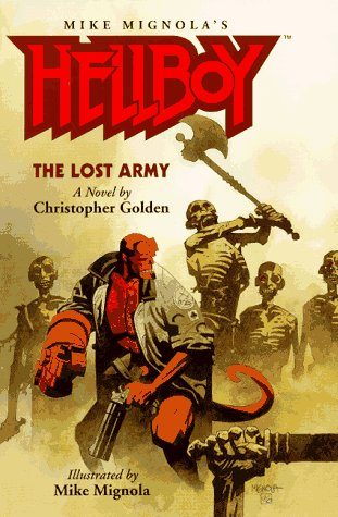 9781569711859: Hellboy The Lost Army (Hellboy (Pocket eBook))