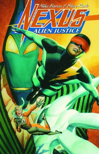Nexus: Alien Justice (1569711933) by Mike Baron; Steve Rude; Gary Martin; Noelle Giddings; N Giddings; S,Martin,G Rude