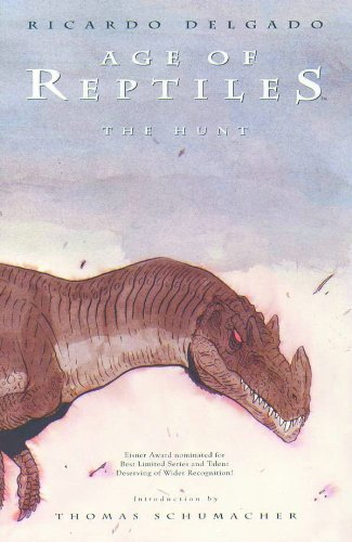 9781569711996: Age of Reptiles: The Hunt