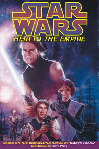Star Wars Heir to the Empire (Dark: Mike Baron; Olivier