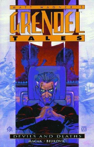 9781569712030: Grendel Tales: Devils and Deaths (Grendel (Graphic Novels))