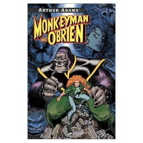 Monkeyman & O'Brien (1569712328) by Adams, Art; Adams,Arthur