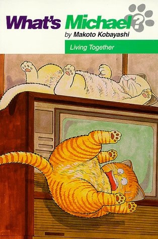 9781569712481: What's Michael? Vol. 2: Living Together