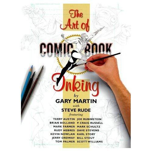 9781569712580: Art of Comic Book Inking