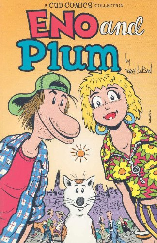 Eno and Plum A Cud Comics Collection
