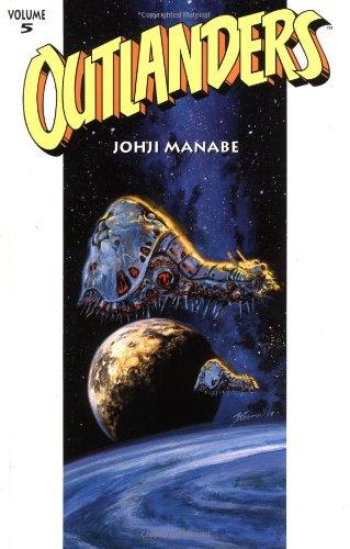 Outlanders Volume 5: Johji Manabe