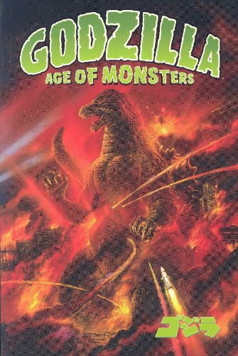 9781569712771: Godzilla: Age of Monsters