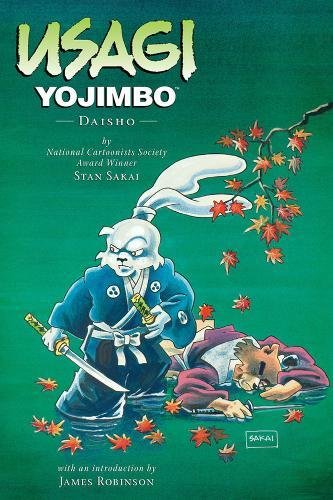 Usagi Yojimbo, Daisho, Book 9 [SIGNED WITH SKETCH BY ARTIST]: Sakai, Stan