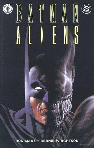 Batman/Aliens: Dark Horse Comics