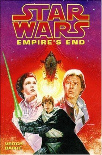 Empire's End (Star Wars: Dark Empire Series): Veitch, Tom