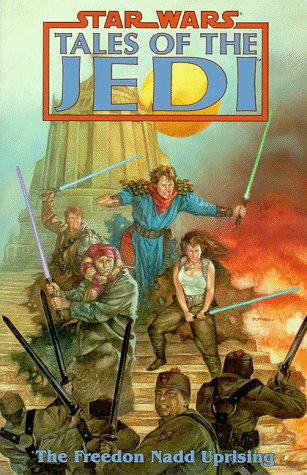 Star Wars: Tales of the Jedi: The Freedon Nadd Uprising: Tom Veitch