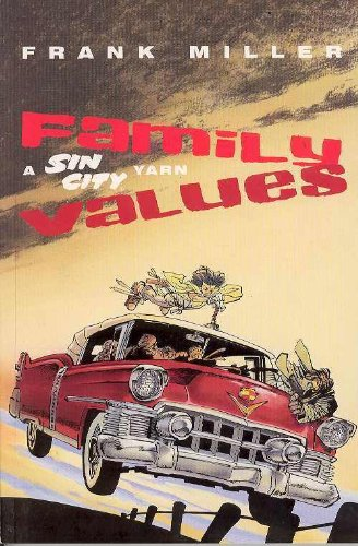 Sin City: Family Values (Book 5)