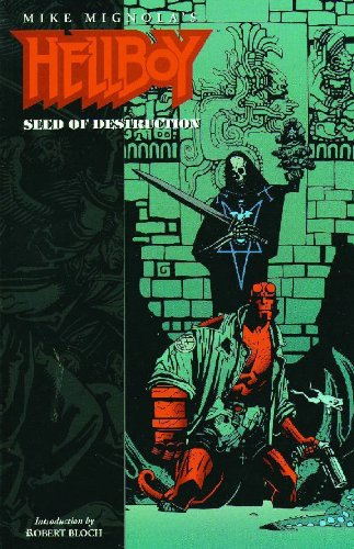 9781569713167: Hellboy: Seed of Destruction (Hellboy (Pocket eBook))