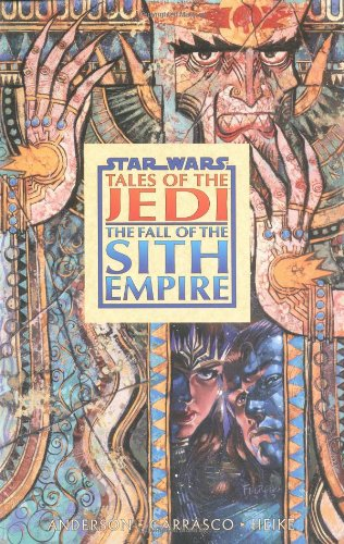 9781569713204: Star Wars: Fall of the Sith Empire: Tales of the Jedi (Star Wars: tales of the Jedi)