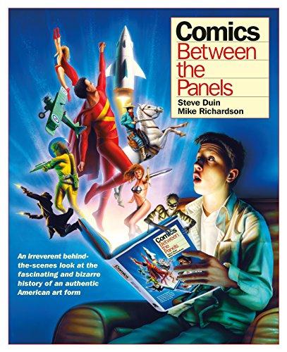 9781569713440: Comics: Between the Panels