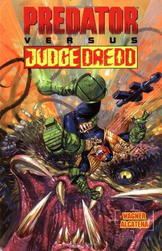 9781569713457: Predator vs. Judge Dredd