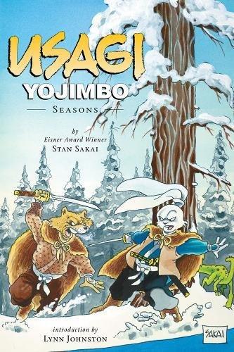Seasons (Usagi Yojimbo, Book 11): Stan Sakai