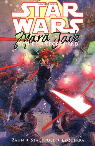 Star Wars: Mara Jade - By the Emperor's Hand: Timothy Zahn; Michael A. Stackpole