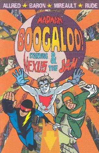 9781569714041: Madman Boogaloo!