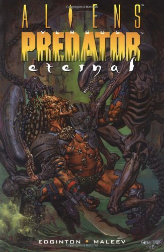 9781569714096: Aliens vs. Predator: Eternal