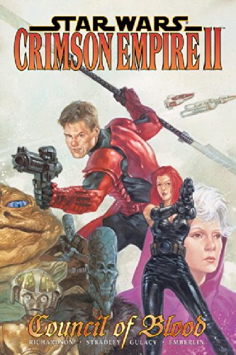 Star Wars-Crimson Empire: Council of Blood, Volume 2