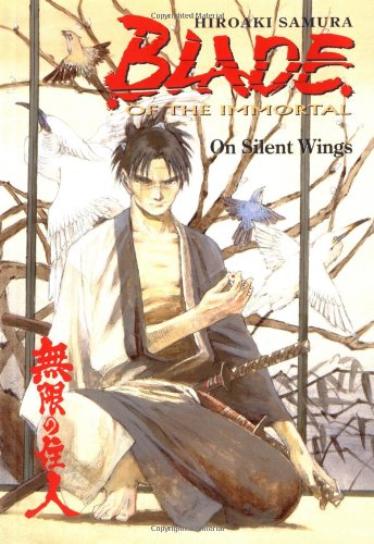 BLADE OF THE IMMORTAL 4 ON SILENT WINGS