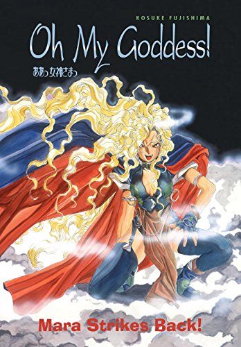 Oh My Goddess! Vol. 8: Mara Strikes Back