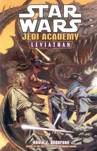 9781569714560: Star Wars: Jedi Academy: Leviathan