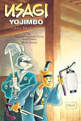 9781569714591: Grey Shadows (Usagi Yojimbo, Book 13)