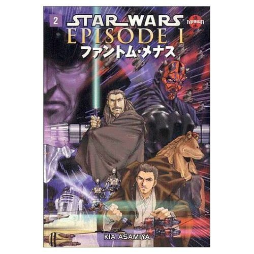 9781569714843: Star Wars, Episode I: The Phantom Menace, Vol. 2 (Manga) (v. 2)