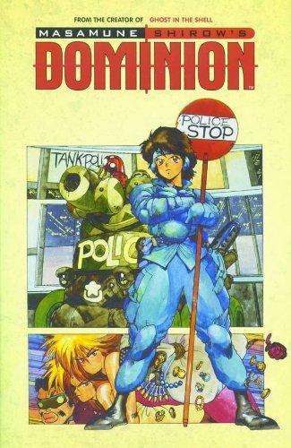 9781569714881: Dominion: Tank Police