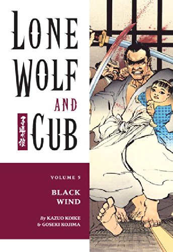 Lone Wolf and Cub - Volume V: Black Wind