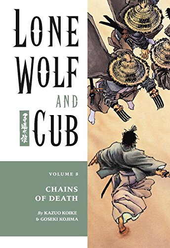 9781569715093: Lone Wolf and Cub 8: Chains of Death